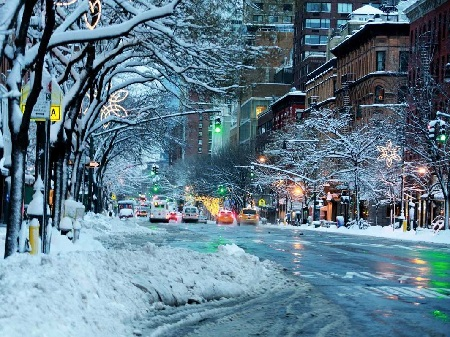 shopping in newyork